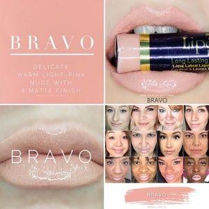 Lip Sense, Bravo Lip Color Light Pink